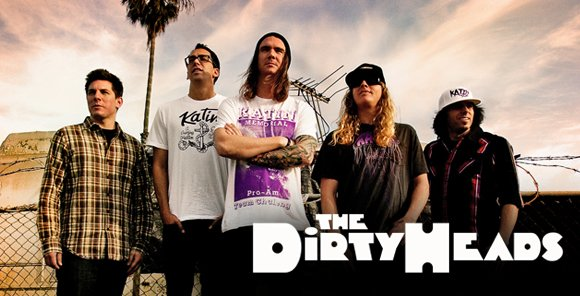 "Photo of Dirty Heads ""Paint It Black"" Rolling Stone Cover At Weirdo's 10/29/2010"